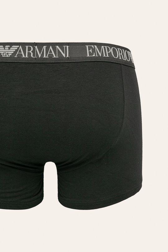 čierna Emporio Armani - Boxerky (2 pack)