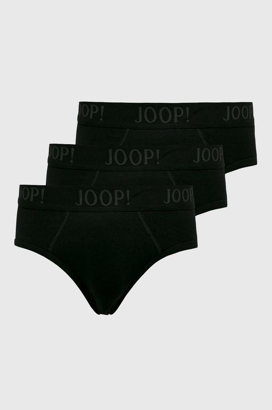 czarny Joop! - Slipy (3-pack) Męski