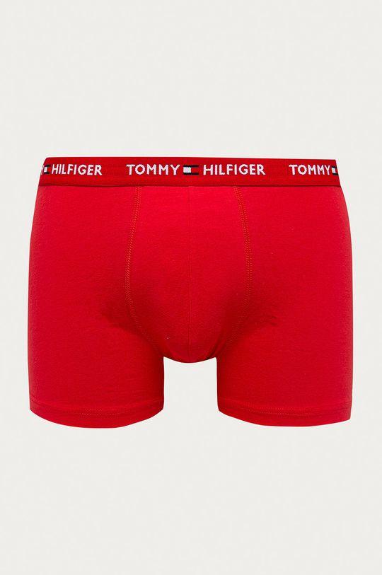 červená Tommy Hilfiger - Boxerky Pánsky