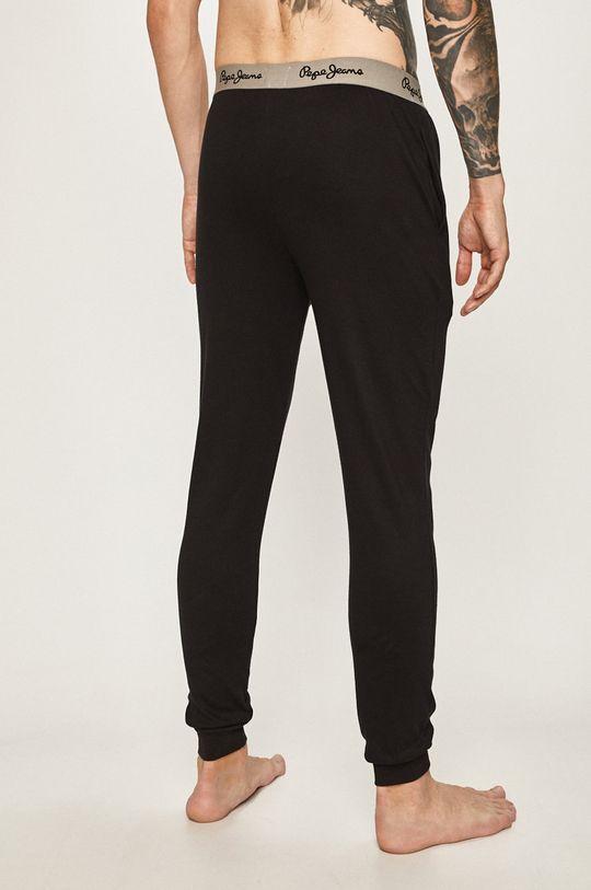 Pepe Jeans - Pyžamové nohavice čierna
