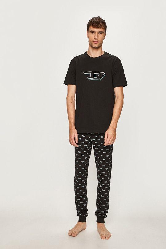 černá Diesel - Pyžamo Pánský