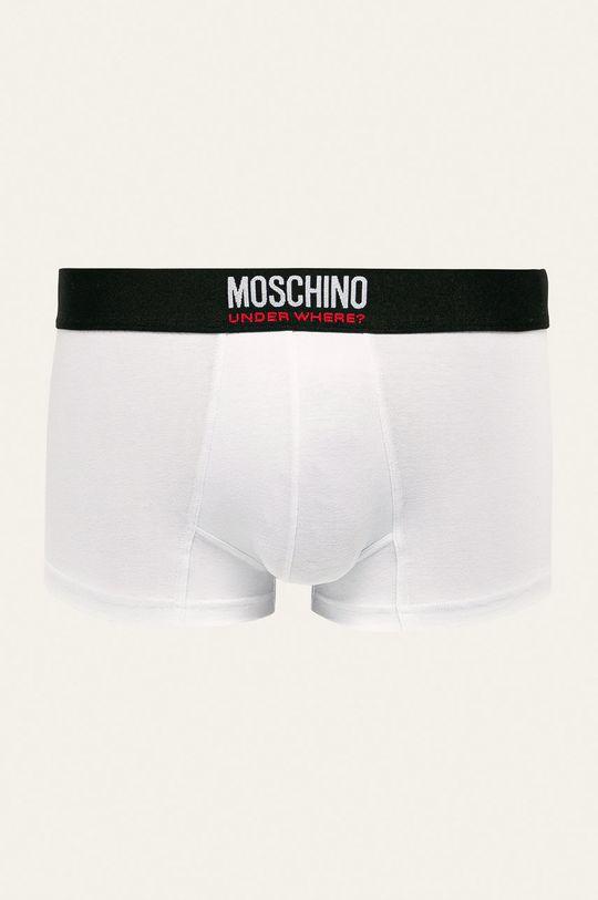 alb Moschino Underwear - Boxeri De bărbați