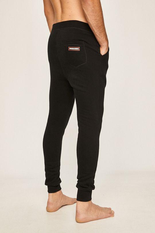 DSQUARED2 - Pantaloni de pijama negru