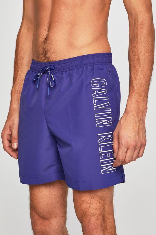 modrá Calvin Klein Underwear - Plavky Pánský