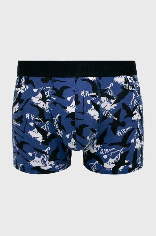 albastru John Frank - Boxeri De bărbați