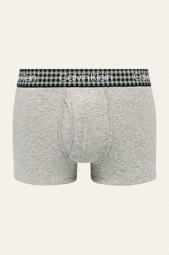 šedá Calvin Klein Underwear - Boxerky Pánský