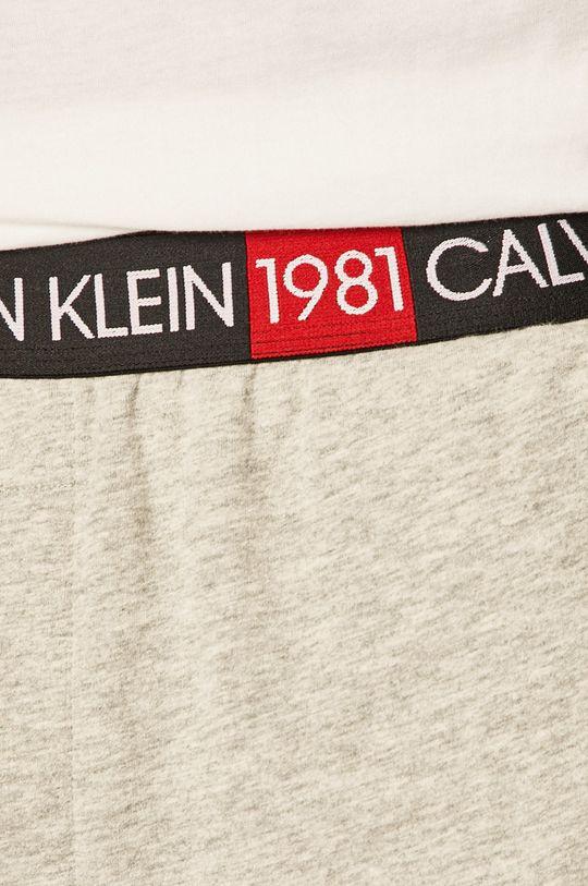 šedá Calvin Klein Underwear - Pyžamové kalhoty