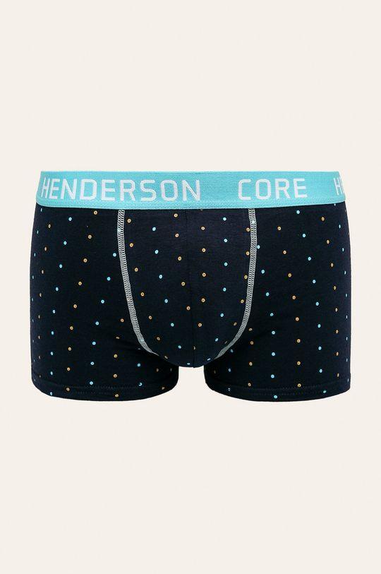 Henderson - Boxerky (2 pack) tmavomodrá