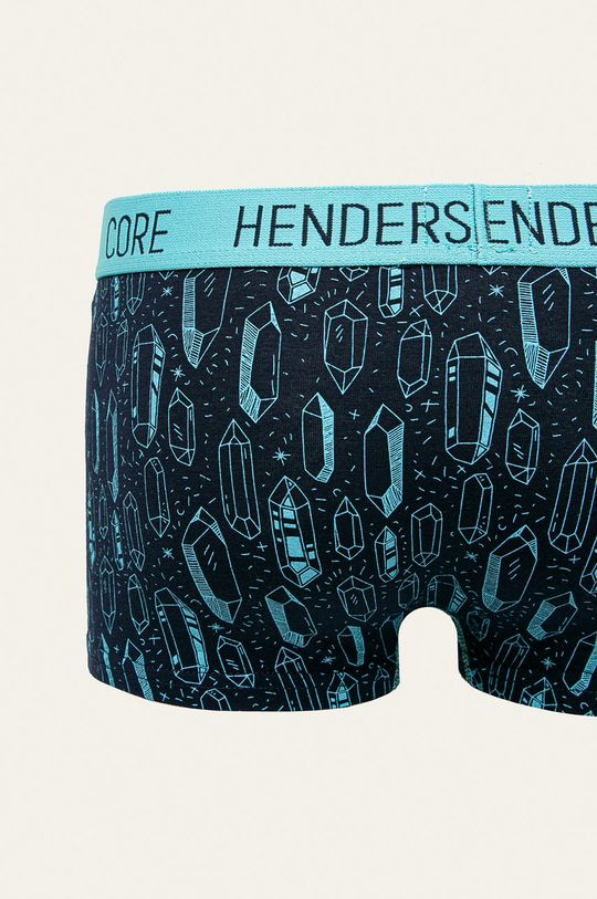 Henderson - Boxerky (2-pak) tmavomodrá