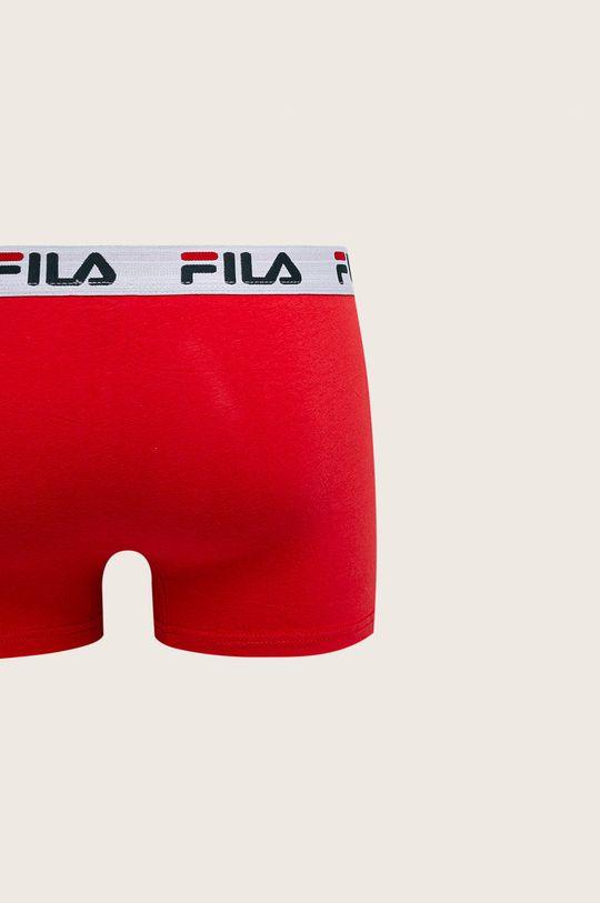 Fila - Boxerky (2 pak) červená