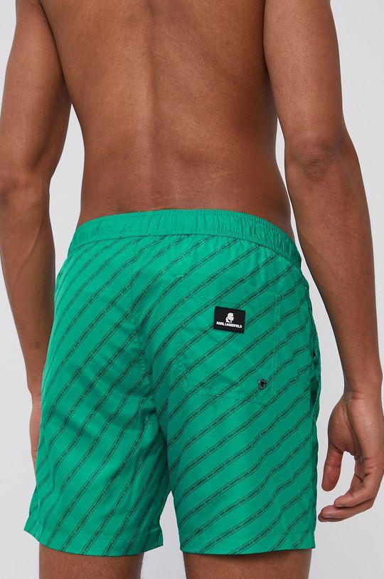 Karl Lagerfeld - Plavkové šortky  7% Elastan, 93% Polyamid Podšívka: 3% Elastan, 97% Polyester Hlavní materiál: 100% Polyester