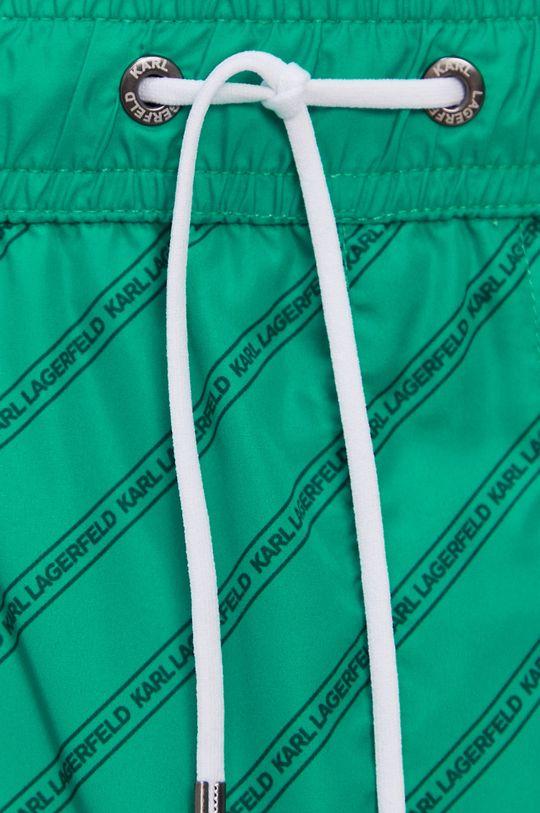 zelená Karl Lagerfeld - Plavkové šortky