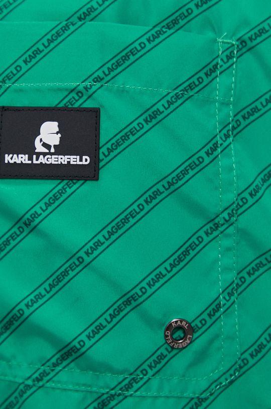 Karl Lagerfeld - Plavkové šortky Pánský