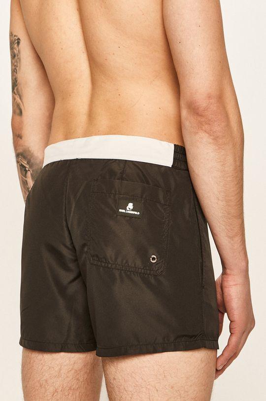 Karl Lagerfeld - Pantaloni scurti de baie  Captuseala: 7% Elastan, 93% Poliamida Materialul de baza: 100% Poliester