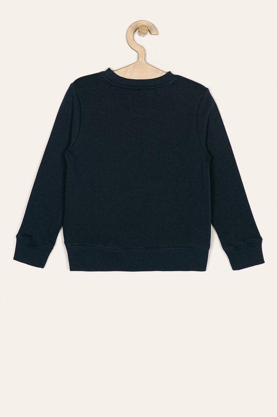 Calvin Klein Jeans - Detská mikina 128-176 cm tmavomodrá