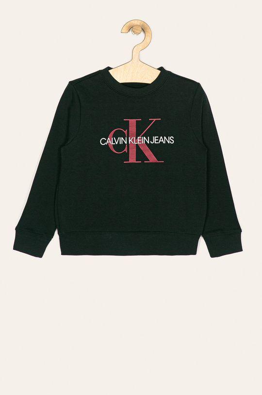 čierna Calvin Klein Jeans - Detská mikina 128-176 cm Chlapčenský