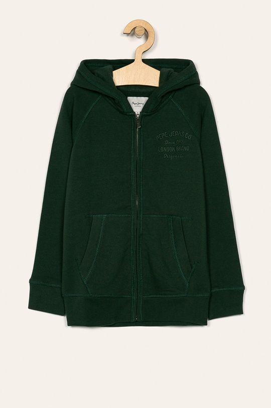 zelená Pepe Jeans - Dětská mikina Mimmi Chlapecký