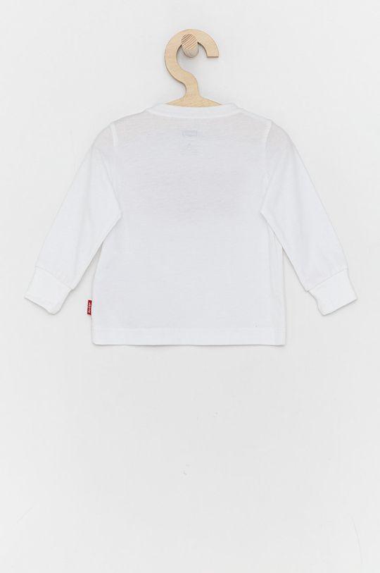 Levi's - Longsleeve dziecięcy 62-98 cm biały