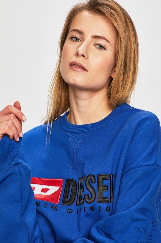 modrá Diesel - Mikina