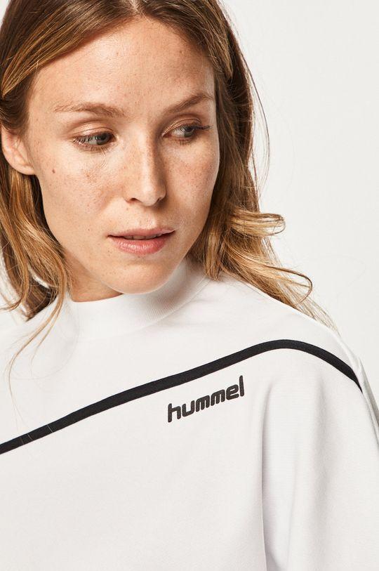 biela Hummel - Mikina
