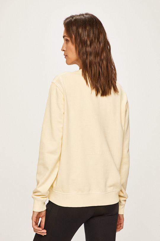 Calvin Klein Jeans - Bluza Materialul de baza: 100% Bumbac Finisaj: 97% Bumbac, 3% Elastan