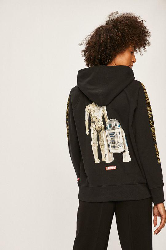 negru Levi's - Bluza x Star Wars
