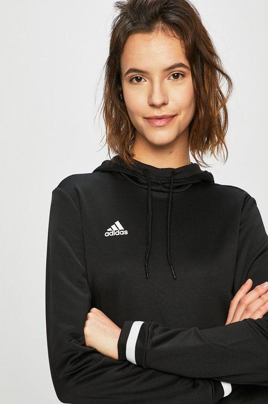 fekete adidas Performance - Felső