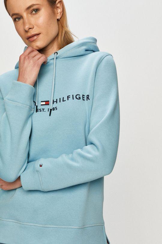 jasny niebieski Tommy Hilfiger - Bluza