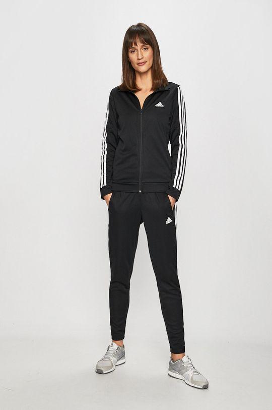 fekete adidas Performance - Komplett Női