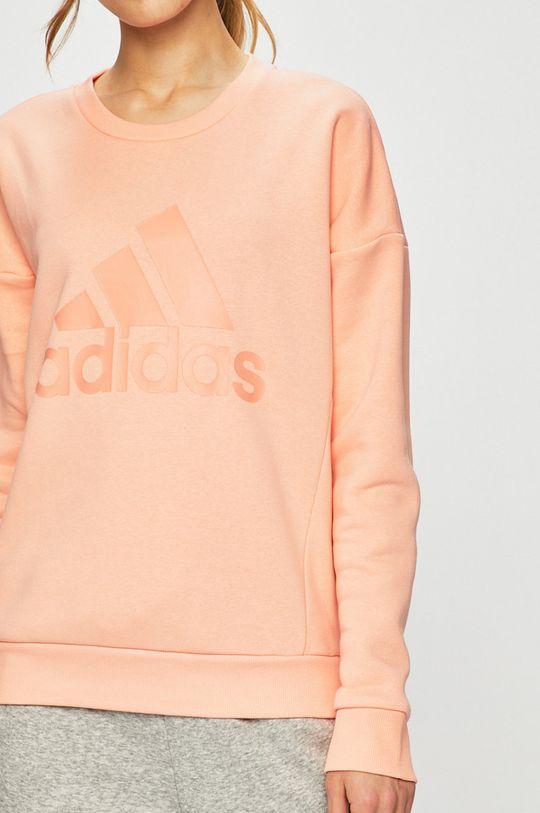 rózsaszín adidas Performance - Felső