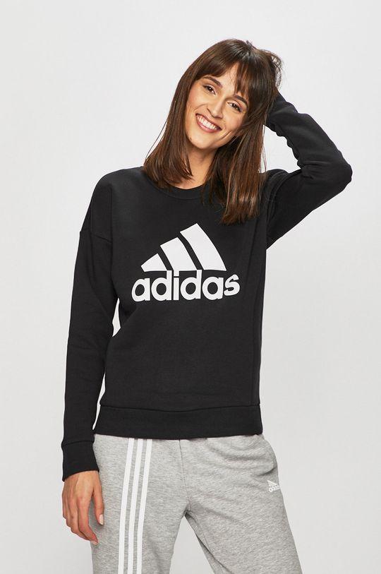 fekete adidas Performance - Felső Női