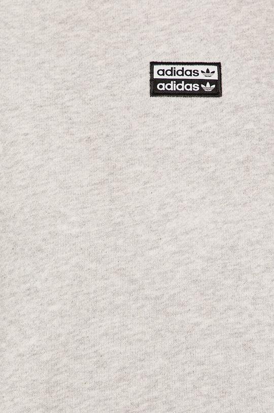 světle šedá adidas Originals - Mikina