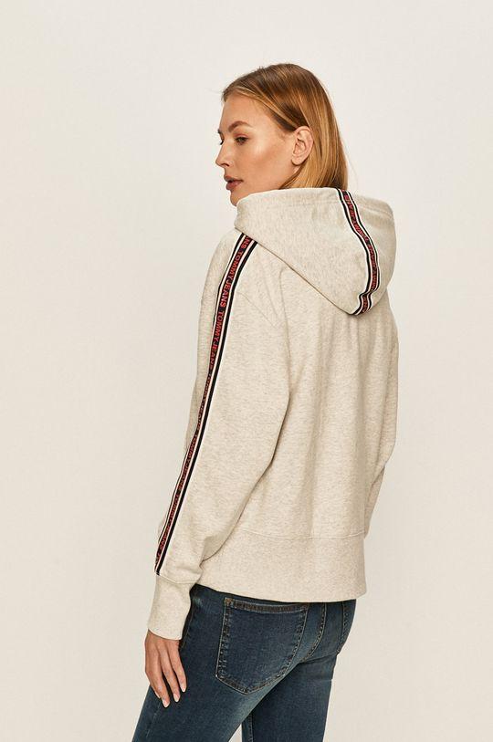 Tommy Jeans - Mikina  Základná látka: 90% Bavlna, 10% Polyester Úprava : 98% Bavlna, 2% Elastan Nášivka: 100% Polyester