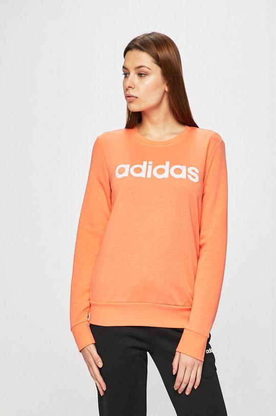narancssárga adidas - Felső Női