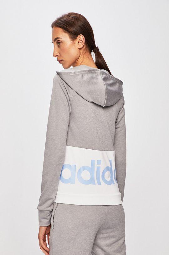 světle šedá adidas - Tepláková souprava