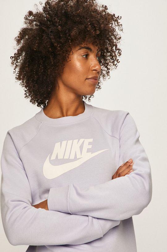 levandulová Nike Sportswear - Mikina