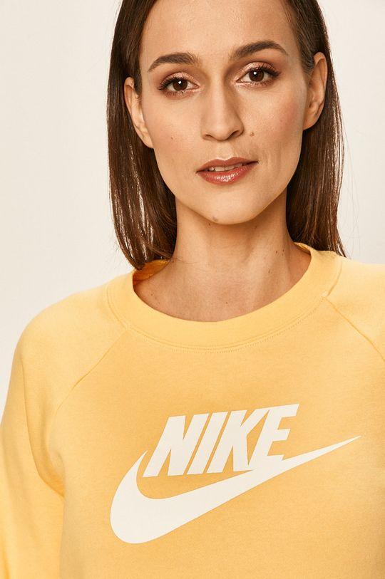 žlutá Nike Sportswear - Mikina