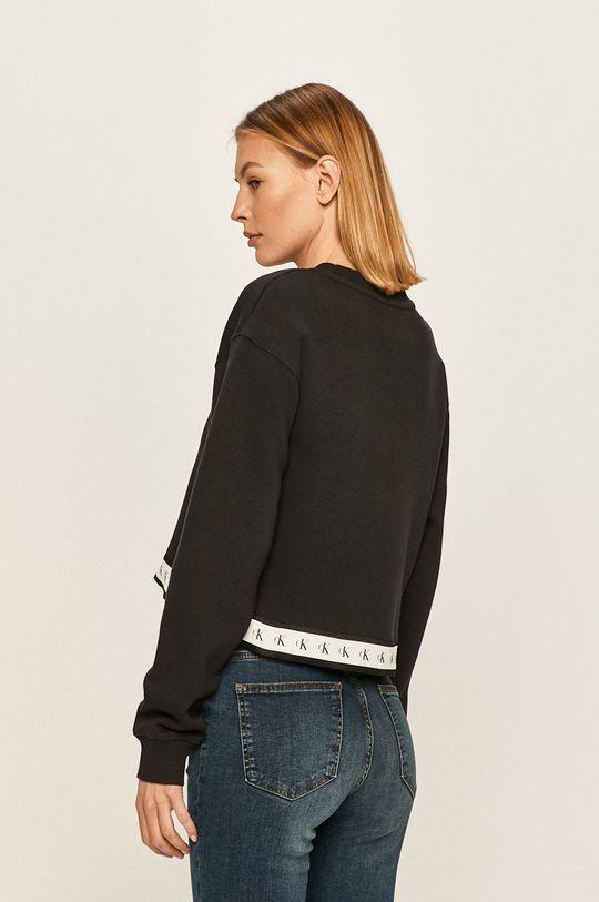 Calvin Klein Jeans - Bluza 63% Bumbac, 37% Poliester