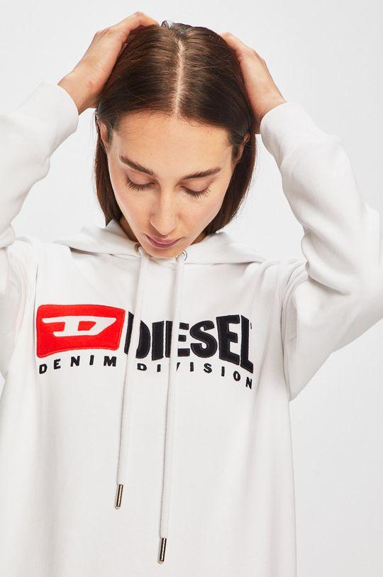 bílá Diesel - Mikina