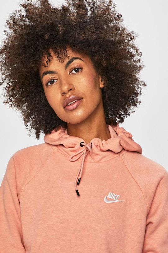 růžová Nike Sportswear - Mikina