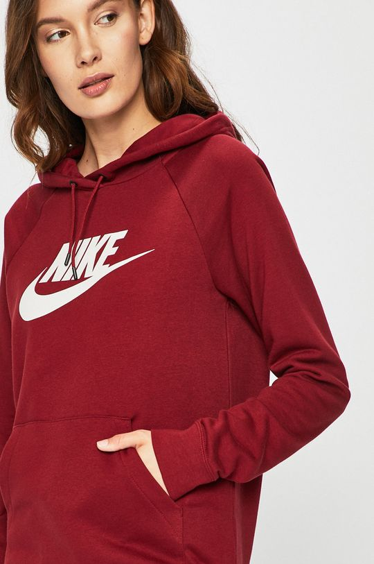červená Nike Sportswear - Mikina