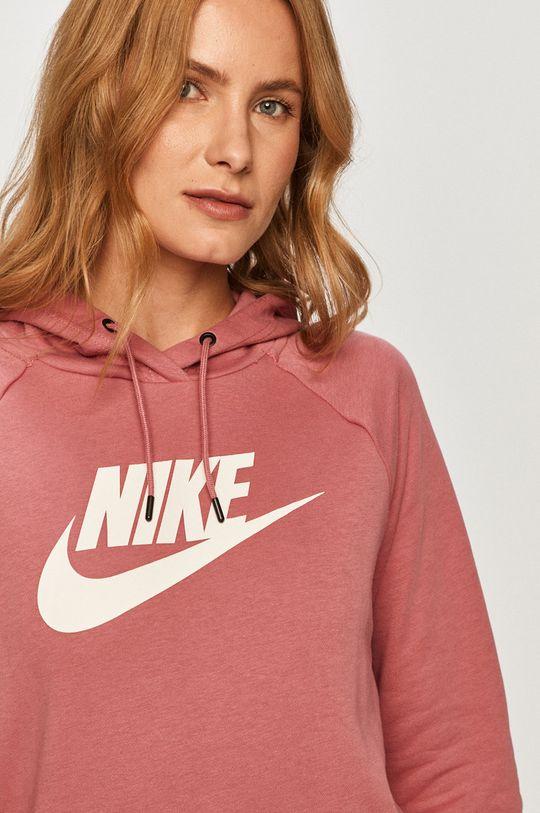 roz murdar Nike Sportswear - Bluza