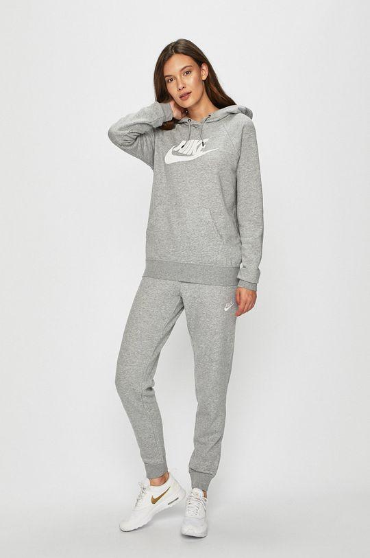szary Nike Sportswear - Bluza