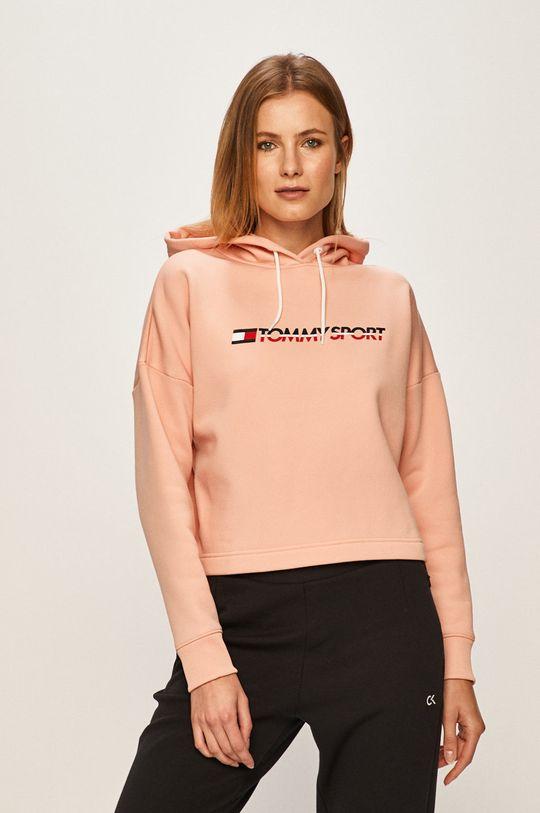 roz murdar Tommy Sport - Bluza De femei
