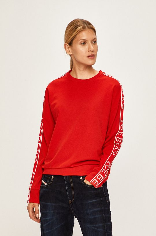 czerwony Iceberg - Bluza