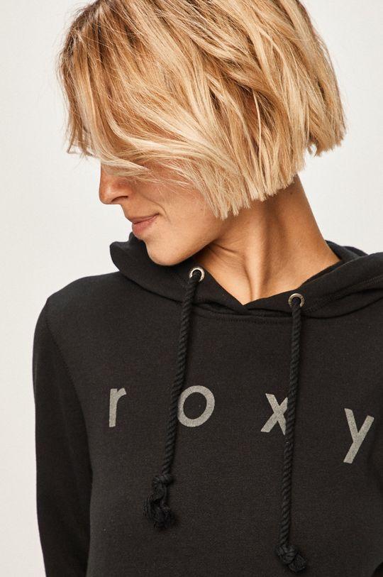 čierna Roxy - Mikina