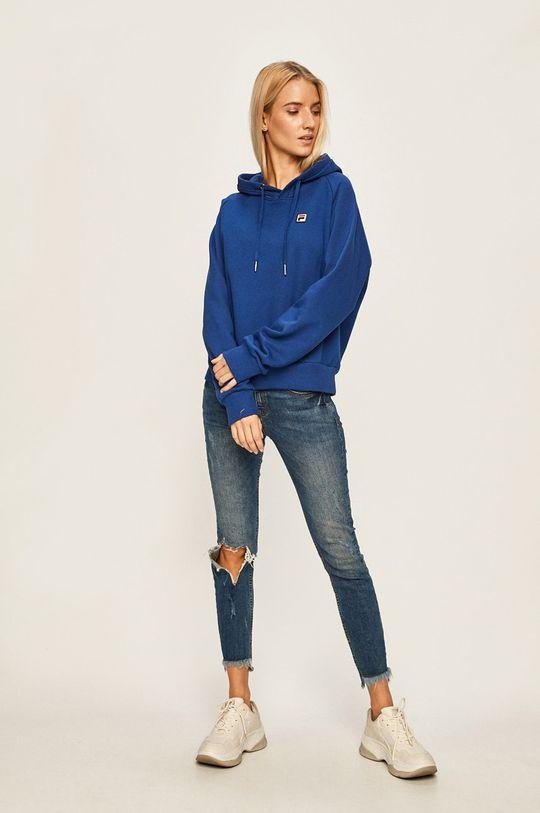 Fila - Bluza niebieski