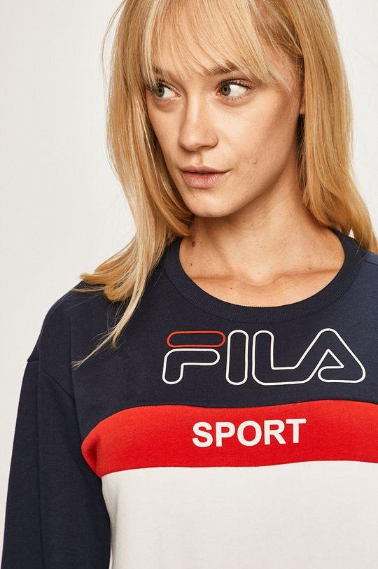 granatowy Fila - Bluza