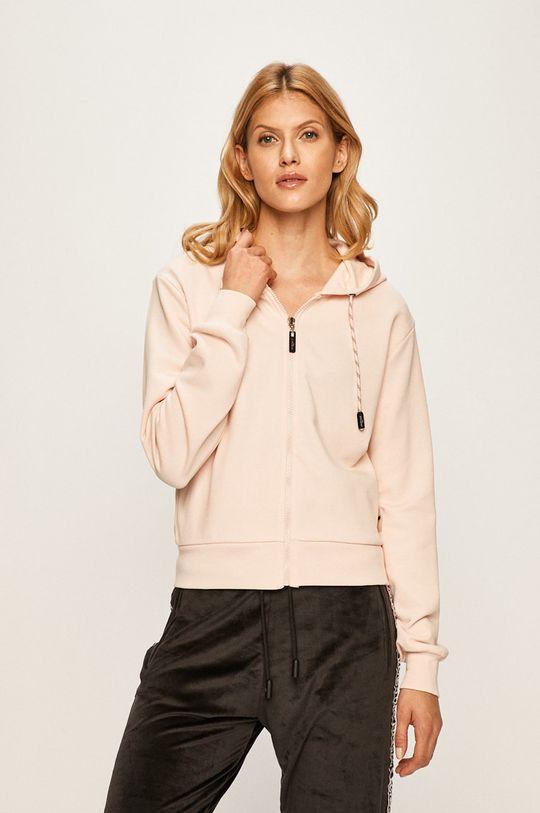 roz Roberto Cavalli Sport - Bluza De femei