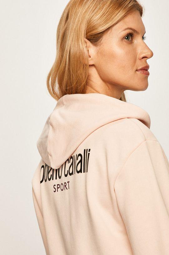 roz Roberto Cavalli Sport - Bluza